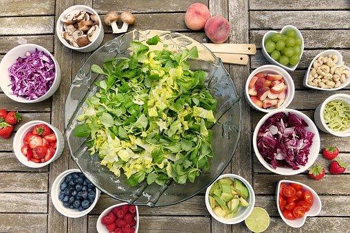 En la dieta lo mas saludable es